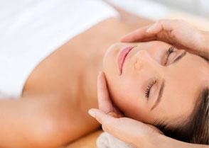 Gesichtsbehandlung in der Beauty & Wellness Auszeit in Affing