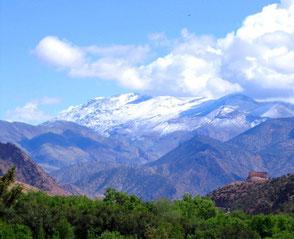 Ruta 11 dias de Norte a Sur de Marruecos