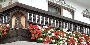 Balkone, Schreinerei Moser Nußdorf