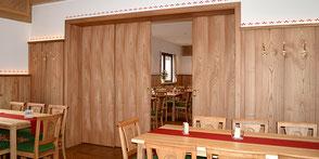 Türen & Fenster Hotel-Gasthof Kramerwirt, Schreinerei Peter Moser GmbH
