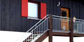 Fenster und Treppen von Schreinerei Peter Moser, Nußdorf