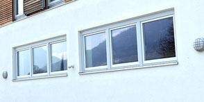 Feuerwehrhaus Nußdorf, Fenster und Türen, Peter Moser GmbH Nußdorf