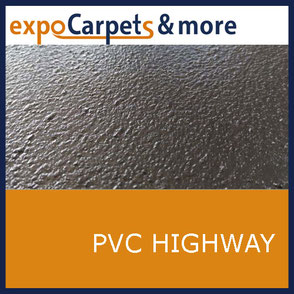 "PVC ""Highway"" in Straßenbelagoptik von expoCarpets & more"