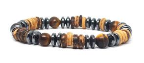 Bracelets Perles Main Phénix En L'homme HommeBijoux Faits N8nw0yvmO