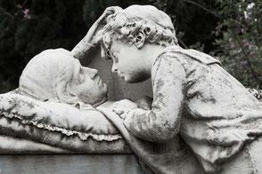 Кальяри. Кладбище Бонария