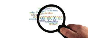 Kompetenz im Forum für Verkaufskräfte