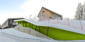 Station de ski - Schnepfenried