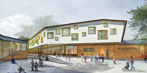 École primaire - Neuve maison