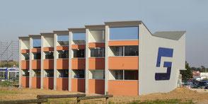Immeuble de bureaux et stockage à Obernai