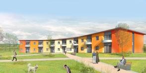 Foyer-logement pour personnes agées - Montmédy
