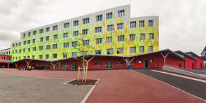 Groupe scolaire - Lutterbach