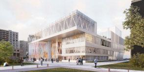 Centre Sportif Universitaire - Strasbourg