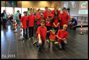 Wir haben uns in Kiel mit einem zweiten Platz für das Semifinale qualifiziert