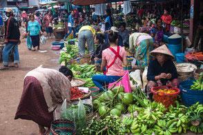 Tlat Dao Heung Markt