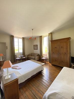 chambres d'hôtes  aisne St-quentin Péronne Picardie
