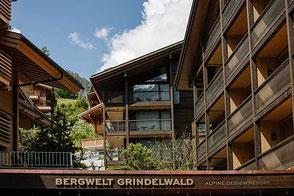 Hotel Bergwelt Grindelwald, Butscher Projektsteuerung