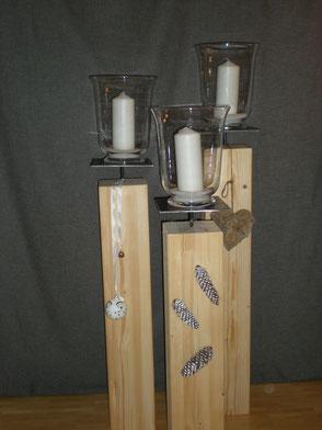 Deko-Säulen