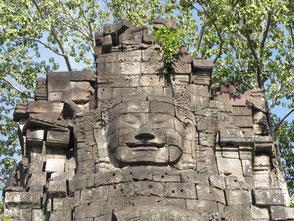 Prasat Preah Stung, temple de Preah Khan