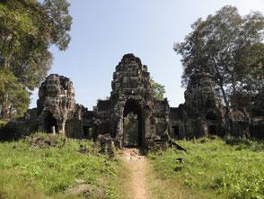 Preah Khan, province de Kampong Thom