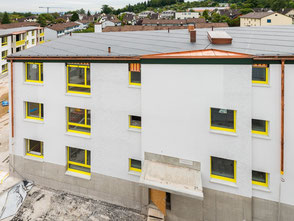 Photovoltaik, Dach und Spenglerarbeit