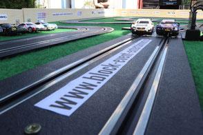 Weitere Eventmodule wie eine mobile Carrerabahn