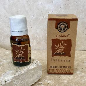 Goloka 100% naturreines ätherisches Öl Weihrauch
