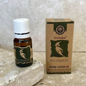 Goloka 100% naturreines ätherisches Öl Eukalyptus