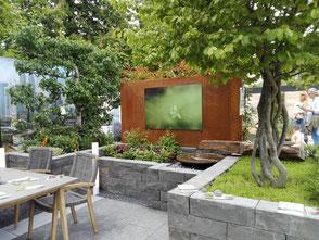 Einrichtungsberatung Gartenbilder Sichtschutzwände Tübingen Reutlingen