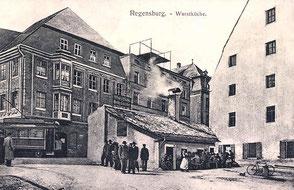 Ansichtskarte um 1930