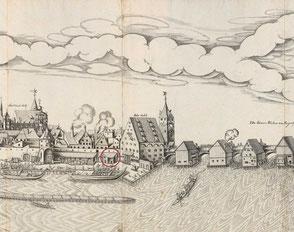 Stadtansicht 1630