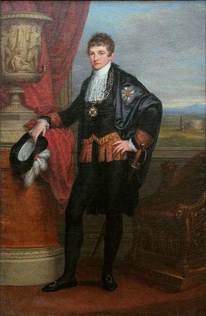 König Ludwig I. als Kronprinz