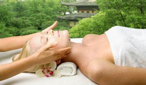Le massage anti-âge visage Kobido