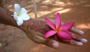 Le Massage Hawaien Lomi