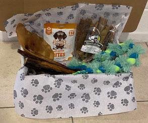 Grote honden snackbox