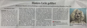 German Newspaper - 'Heilbronner Stimme'