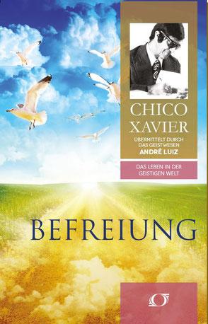 Bucheinband - Francisco Cândido Xavier - Befreiung