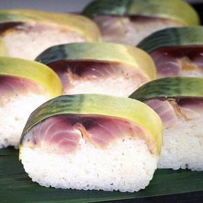 京都吟味百撰 鯖寿司