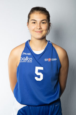 Cheyenne Frösch