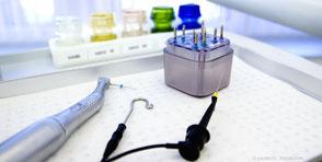 Welche modernen Methoden der Wurzelbehandlung gibt es ?