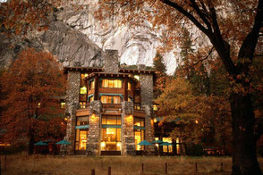 Yosemite Nationalpark Hotel Tipps: Ahwahnee Hotel