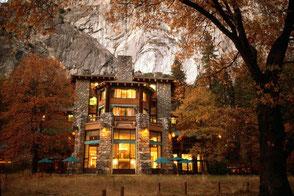 Yosemite National Park Hotels: Ahwahnee Hotel