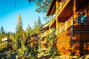 Yosemite Nationalpark Hotel Tipps: Rush Creek Lodge