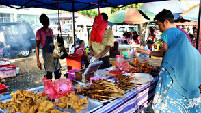 Malaysia Reisetipps Nachtmarkt Langkawi