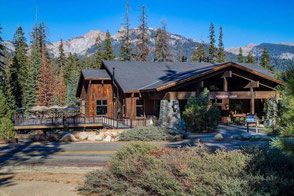 Sequoia Nationalpark Unterkunft Wuksachi Lodge
