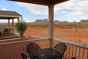 Monument Valley Hotel Tipps: Goulding's Lodge