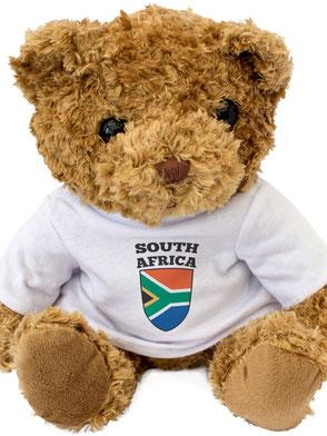 Geschenkideen Südafrika Fans