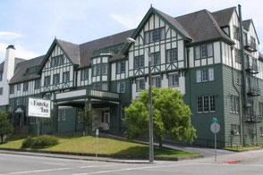 Redwood National Park Hotel Tipps und Unterkünfte Eureka Inn