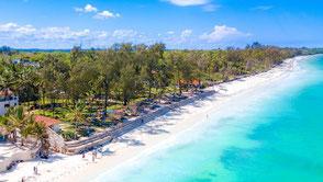 Kenia Reisetipps Strandhotels