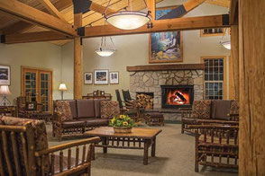 Sequoia Nationalpark Unterkunft John Muir Lodge