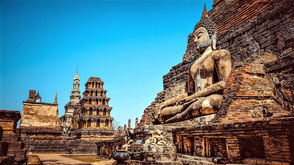Thailand Reisetipps Sukhothai